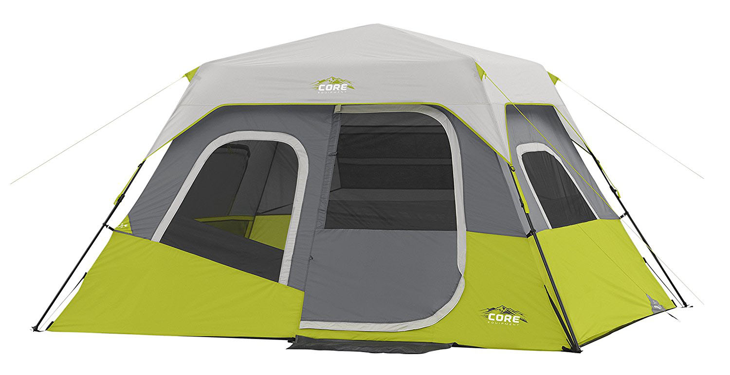 CORE Instant Cabin Tent Review