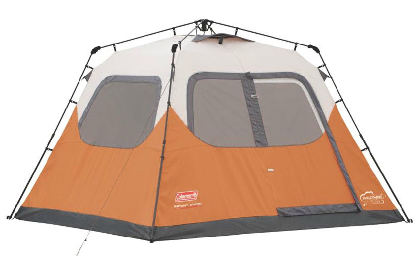 Coleman Waterproof 10 X 9-Feet 6-Person Instant Tent Review